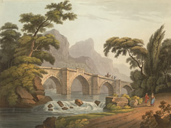 Roughty-Bridge, County of Kerry